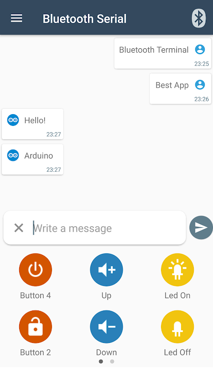Bluetooth Terminal – (Android Apps) — AppAgg