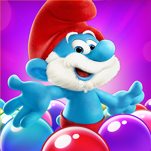 Smurfs Bubble Shooter Story (game)