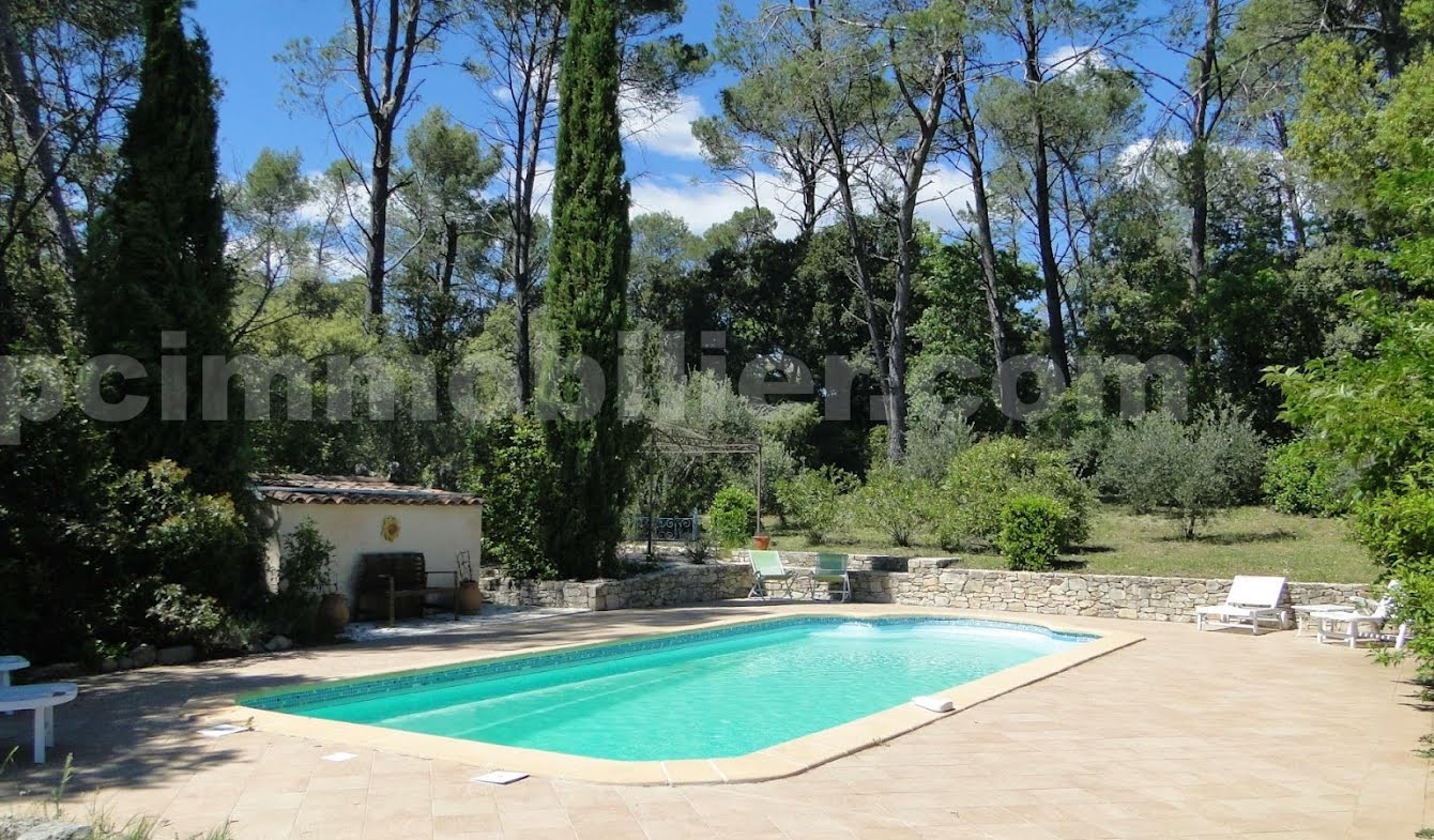 House with pool and terrace Besse-sur-Issole