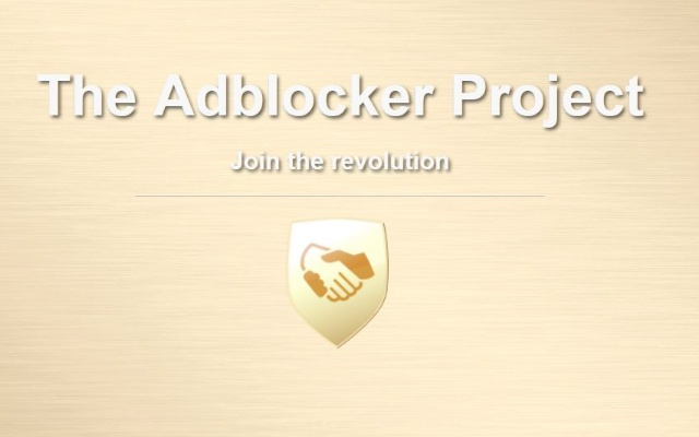 The Adblocker Project chrome extension