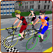 Bicycle Rider Racer 2017