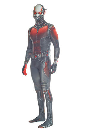 Morphsuit, Ant-Man