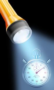 flash timer pro - náhled