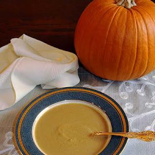 Easy Pumpkin Coconut Soup