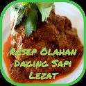 Resep Olahan Daging Sapi Lezat icon