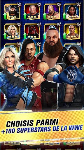 WWE Champions 2019 - Jeu de ru00f4le et puzzle gratuit  captures d'u00e9cran 2