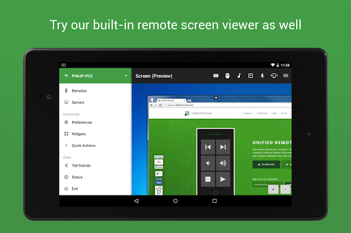 Unified Remote screenshot 15