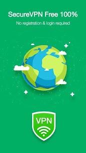 SecureVPN Free Internet Access & IP Changer 1