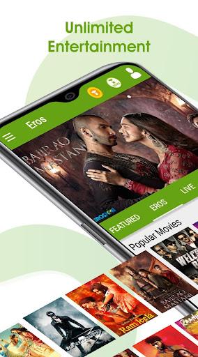 tapmad tv – live tv, sports, drama & movies screenshot 1