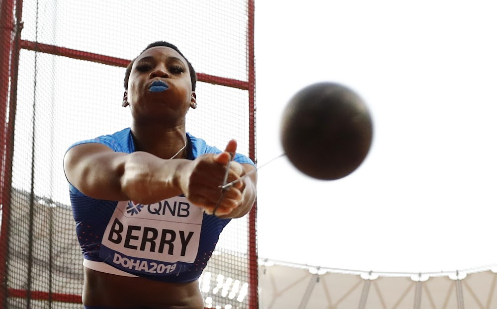 US hammer thrower demands apology from Olympic chiefs