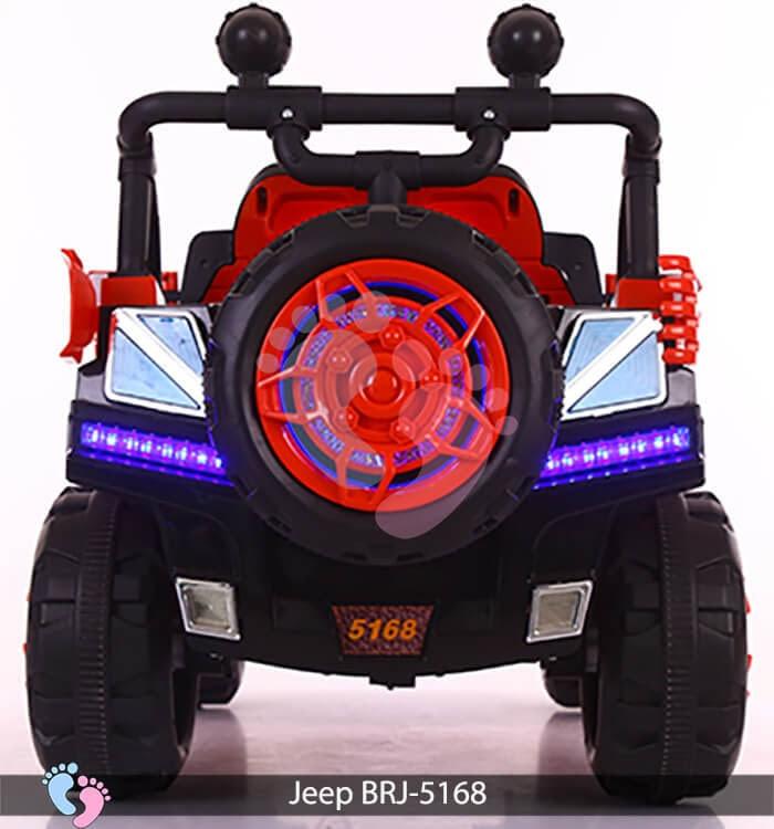 Xe oto điện cho bé Jeep BRJ-5168 15