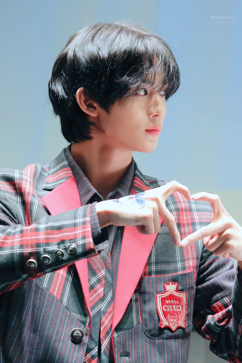 bae jinyoung uniform2
