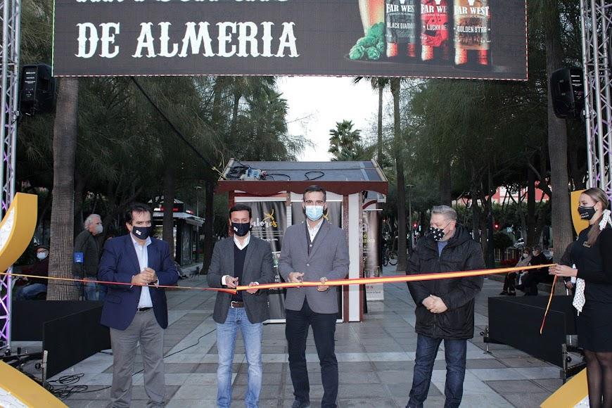 Inaugurando Sabores Almería 18-12