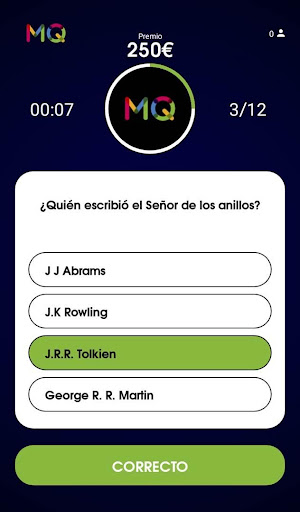 MQ MoneyQuiz screenshot 3