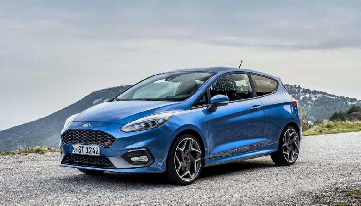 Risultato immagini per Ford Fiesta ST