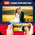 HD Video Projector Simulator - Video Projector HD icon