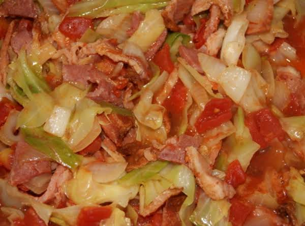 Cabbage & Bacon