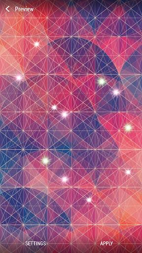 Polygon HD Livewallpaper