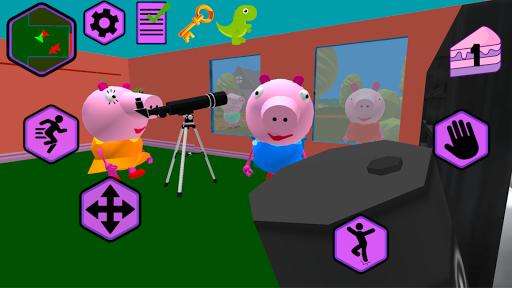 Piggy Neighbor. Family Escape Obby House 3D 1.7 screenshots 3