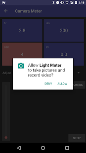 Light Meter - Free- screenshot thumbnail