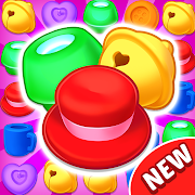 Candy Home Mania - Match 3 Puzzle
