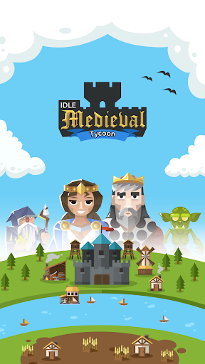 Idle Medieval Tycoon - Idle Clicker Tycoon Game 1.0.5.5 screenshots 1