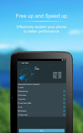 Fast Clean/Speed Booster 1.6.2 screenshot 71004