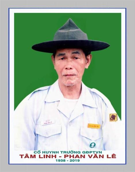 Tiểu sử Cố Huynh Trưởng Tâm Linh PHAN VĂN LÊ