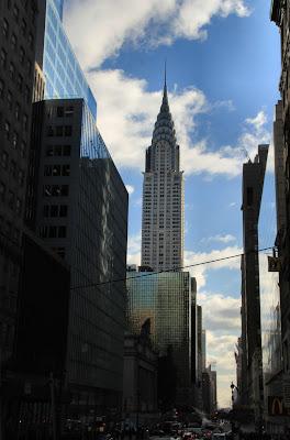 Chrysler building di smpaint