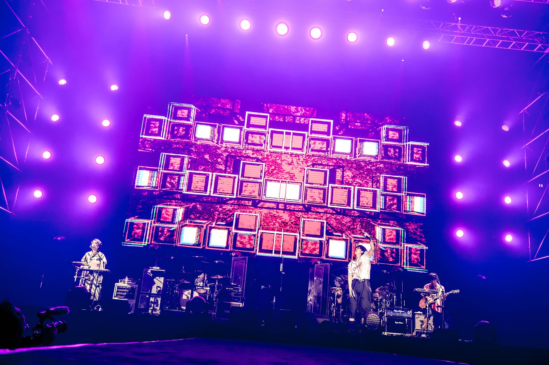 【迷迷歌單】 RADWIMPS Asia Tour 2018 in Taipei