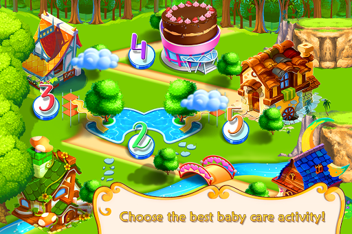 Baby Care and Girls Play Nursery Game For Kids screenshots 2