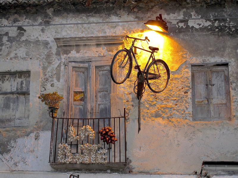Difficile pedalare. di sangiopanza