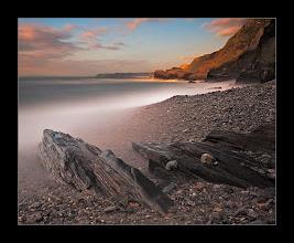 Photo: Shot of the Day - Gentle Edge - Portizuelo Beach, Asturias.