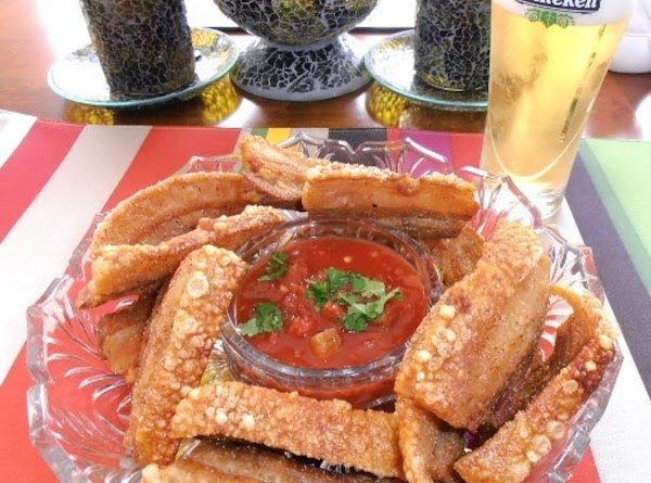 Chicharrones My Way Recipe