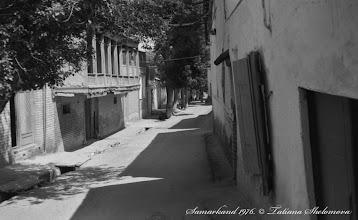 Photo: Самарканд. Май 1976 года.