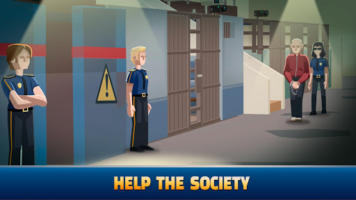 Idle Police Tycoon - Cops Game filehippodl screenshot 3