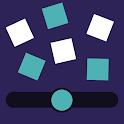 Tumbling Squares: Balance Ball, Save Crush Hexagon icon