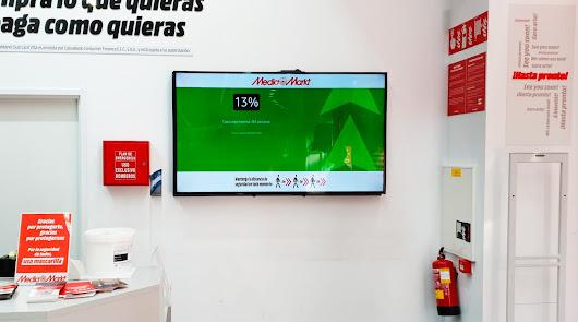 MediaMarkt Almería implanta un sistema de control de aforo