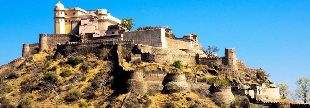 kumbhalgarh fort in Rajasthan_image