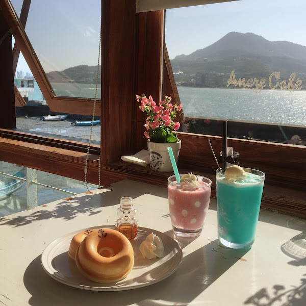 Ancre Café 安克黑咖啡 很有溫度 view很不錯的咖啡廳~