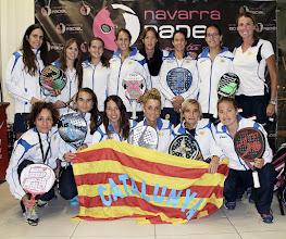 Photo: Selección #pádel Cataluña
