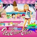 Ice cream Crazy Dash Lite icon