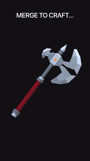 Blacksmith - Merge Idle RPG  screenshots 1