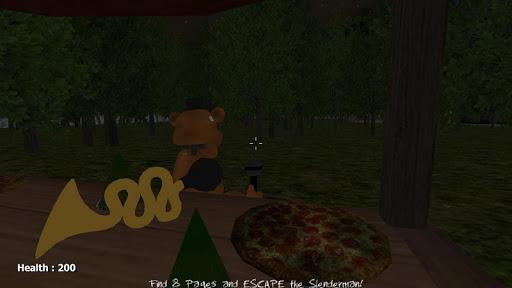 Slenderman VS Freddy The Fazbear 1.0.2 screenshots 2
