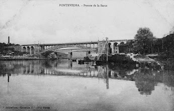 Photo: Ponte da Barca e Ponte do Ferrocarril