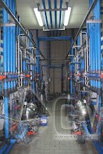 Photo: Gas Vapor S.L. - www.gv.iei.es Instalación de Áreas de Preparacion de Liquidos