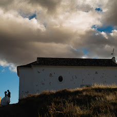 Wedding photographer Jorge Martín (martinbaeza). Photo of 06.12.2016