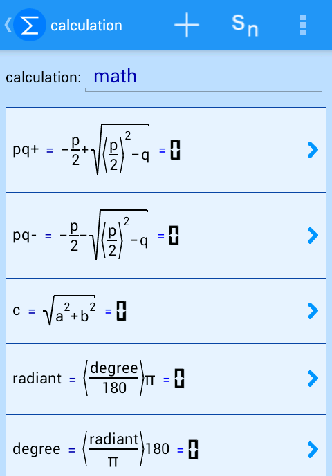 Mathematics - screenshot