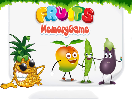 Fruits Memory NEW