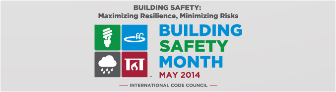 Building Safety Month 2014